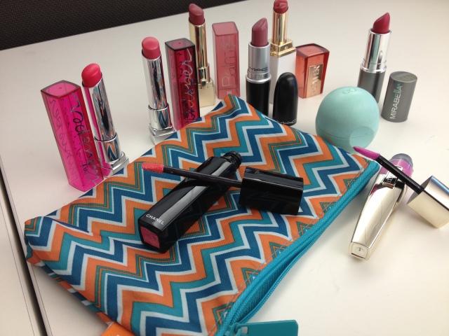 best lipstick for daytime swatches