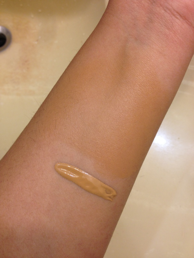 flower beauty foundation swatches