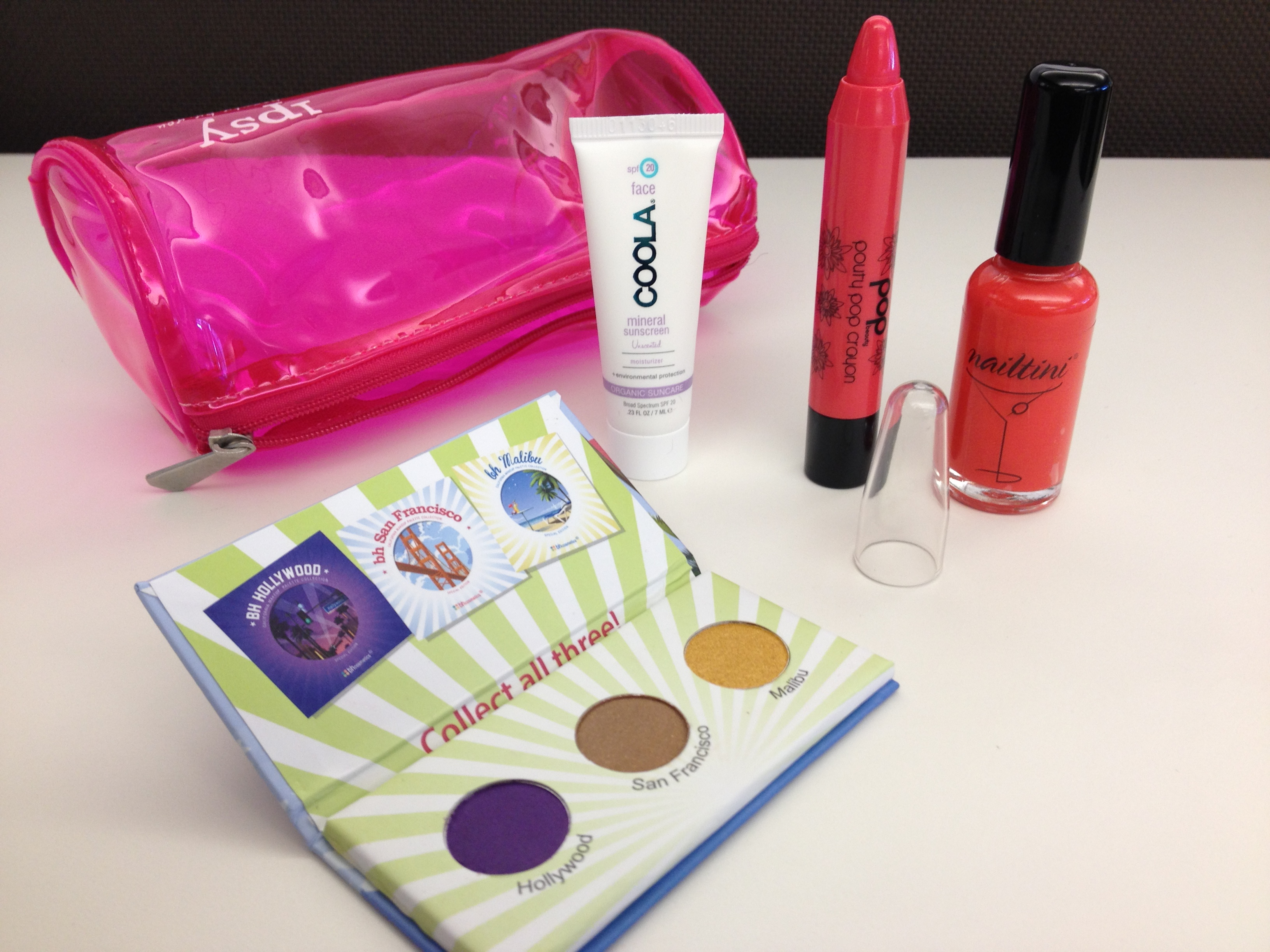 Photos Bild Galeria Ipsy Glam Bag